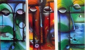 Pintura Jamir Mejía