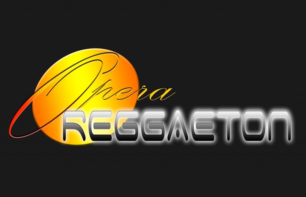 Logo Opera Reggaetón